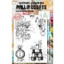 AALL and Create Clear A5 Stamp Set #323 Navigate Home by Bipasha BK